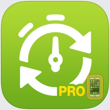 Repeat Timer Pro by William Artamon (iPhone)