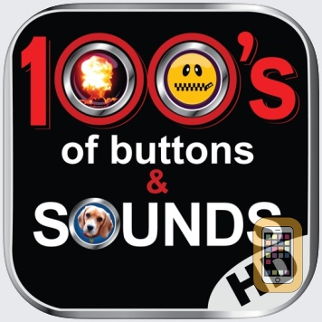 100's of Buttons & Sounds HD by Toneaphone, LLC (Universal)