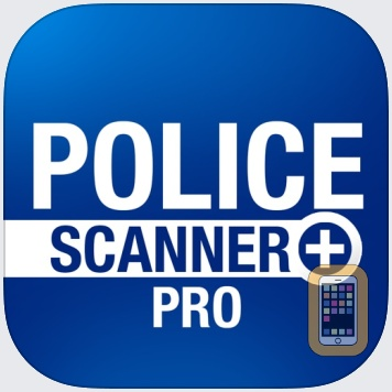 Police Scanner +⁺ by Rego Apps (Universal)