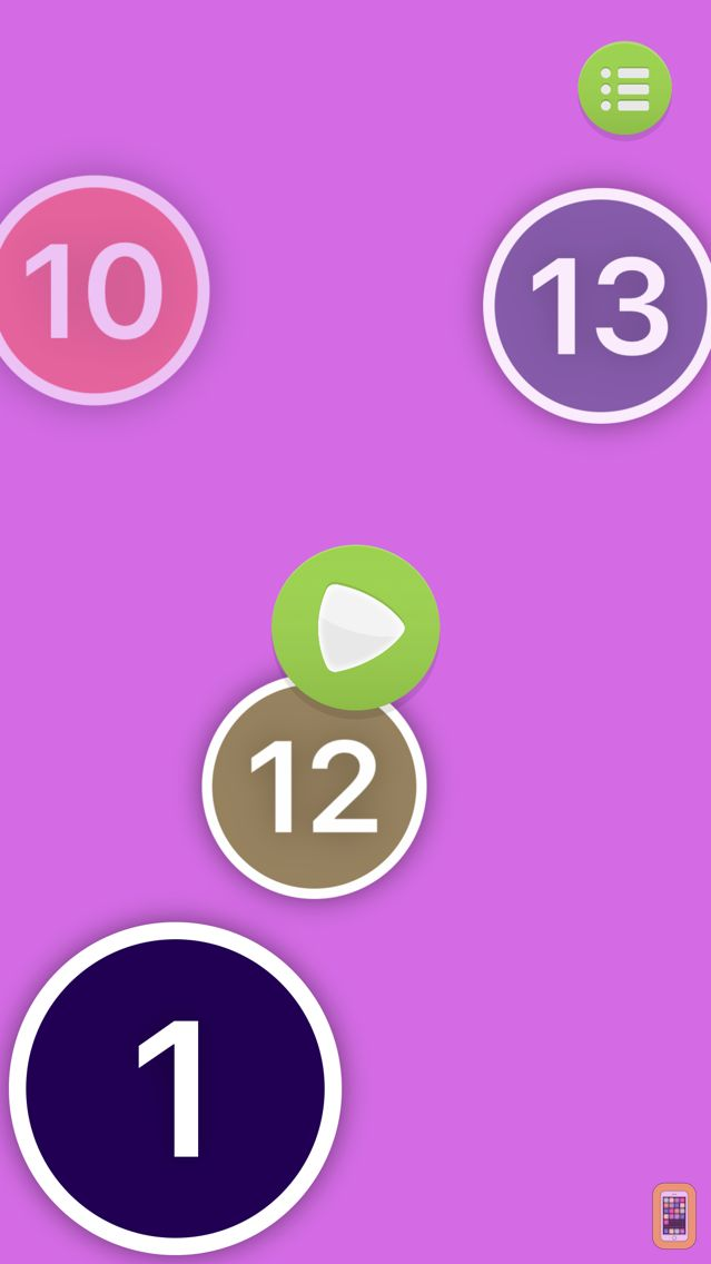 Screenshot - Counting Dots: Number Practice
