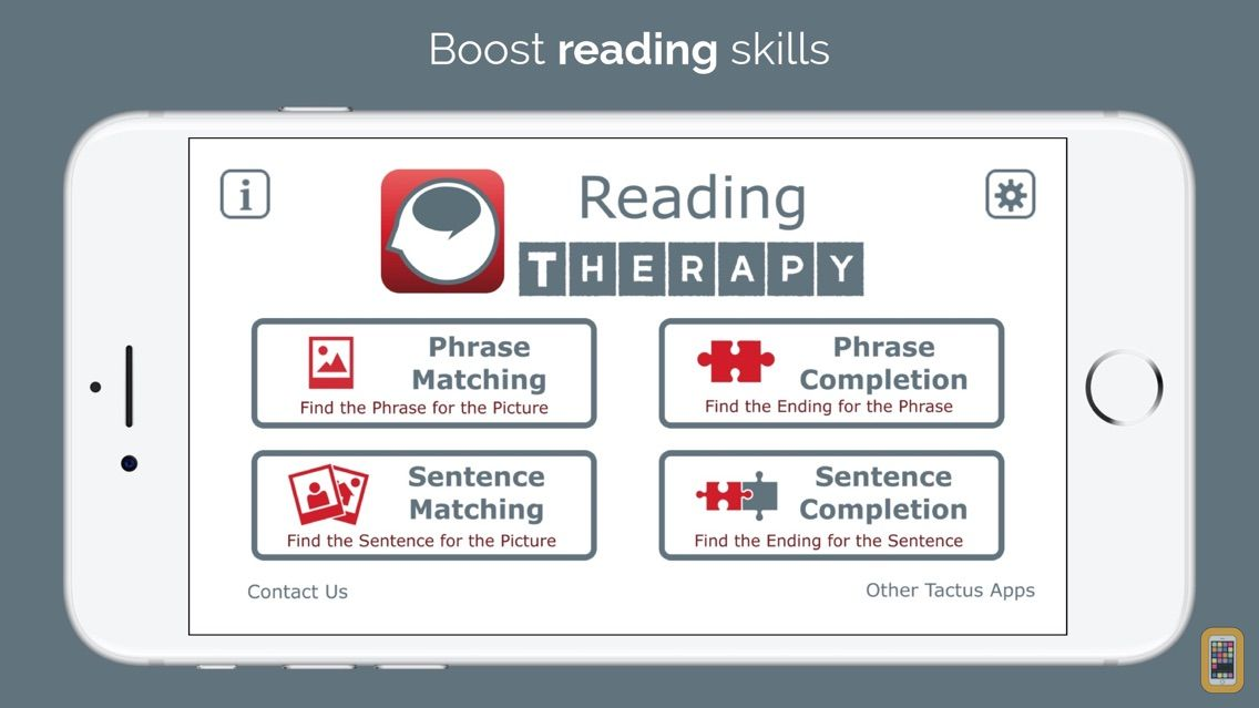 Screenshot - Reading Therapy