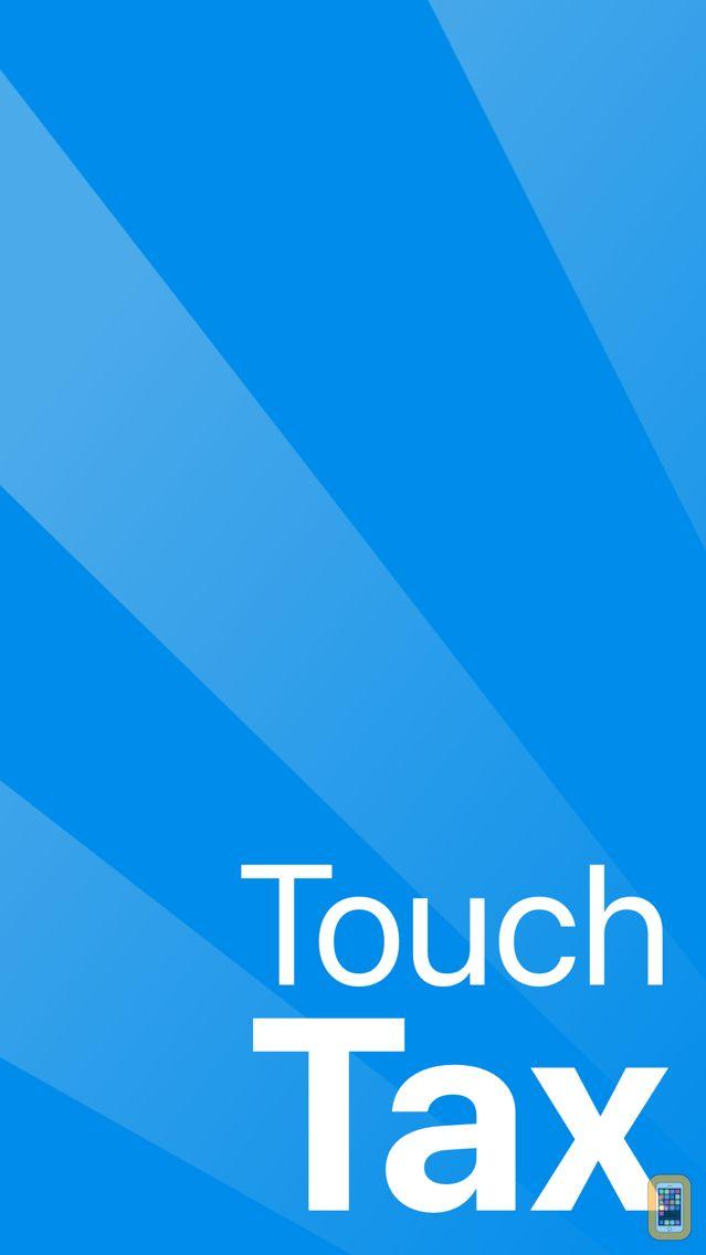 Screenshot - TouchTax
