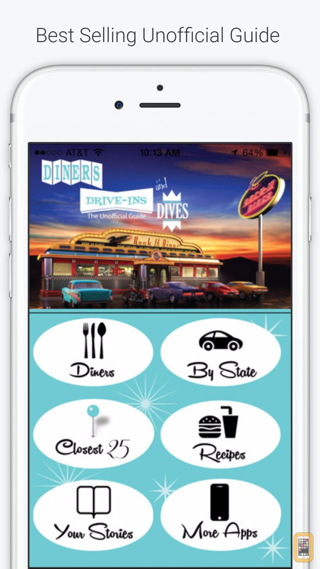 Screenshot - Diners & Drive-Ins TV Unofficial Guide