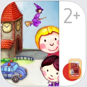 My Little Town: Toddler's Seek & Find by wonderkind GmbH (Universal)