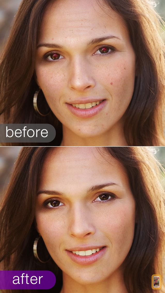 Screenshot - Visage Lab PROHD photo retouch