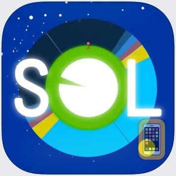 Sol: Sun Clock by Juggleware, LLC (Universal)