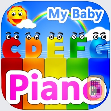 My baby piano by DOKDOAPPS (Universal)