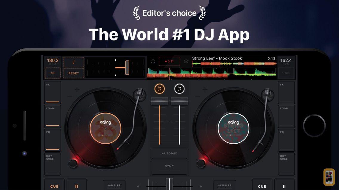 Screenshot - edjing Mix - dj app