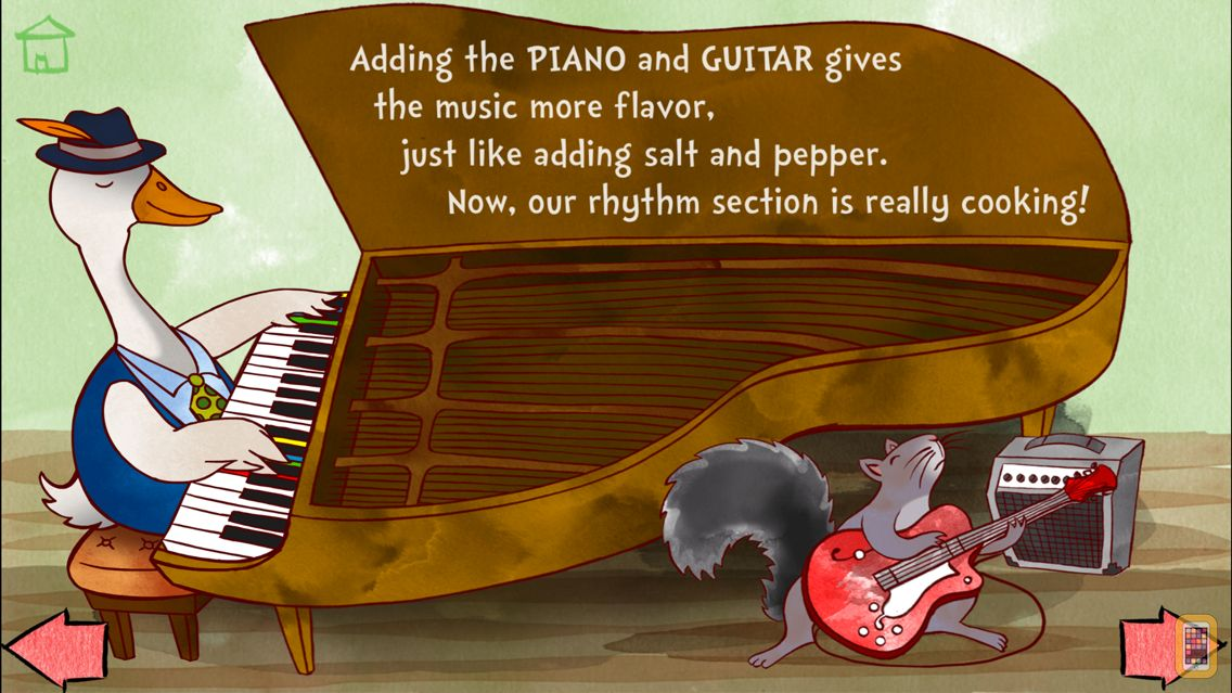 Screenshot - A Jazzy Day - Music Education
