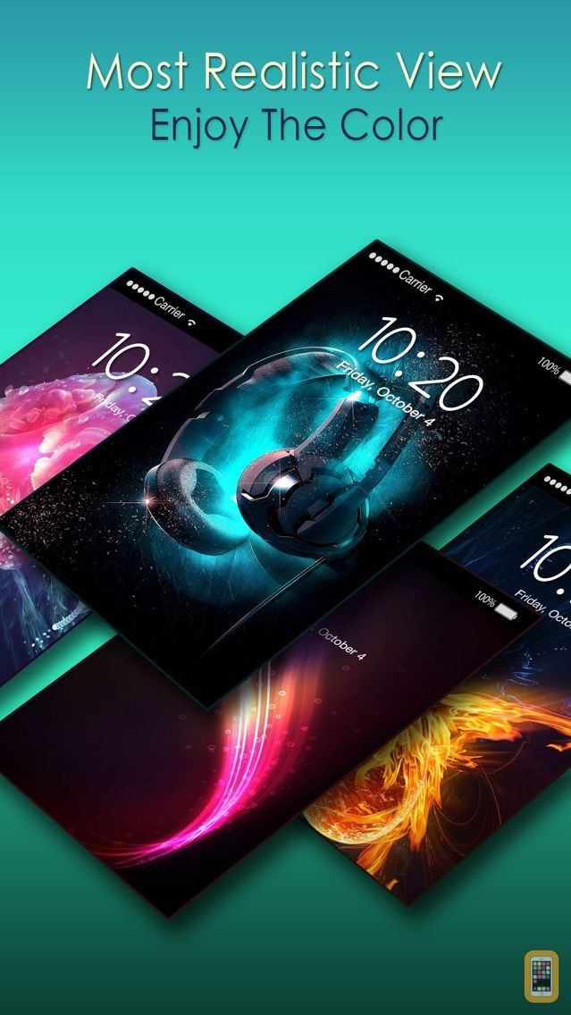 Screenshot - Glow Wallpapers ©