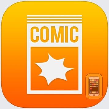 iComics by Tim Oliver (Universal)