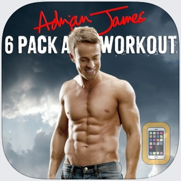 Adrian James: 6 Pack Abs by Adrian James Nutrition Ltd. (iPhone)