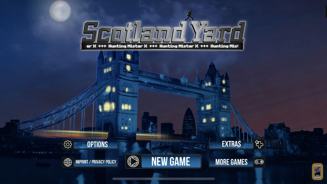 Screenshot - Scotland Yard