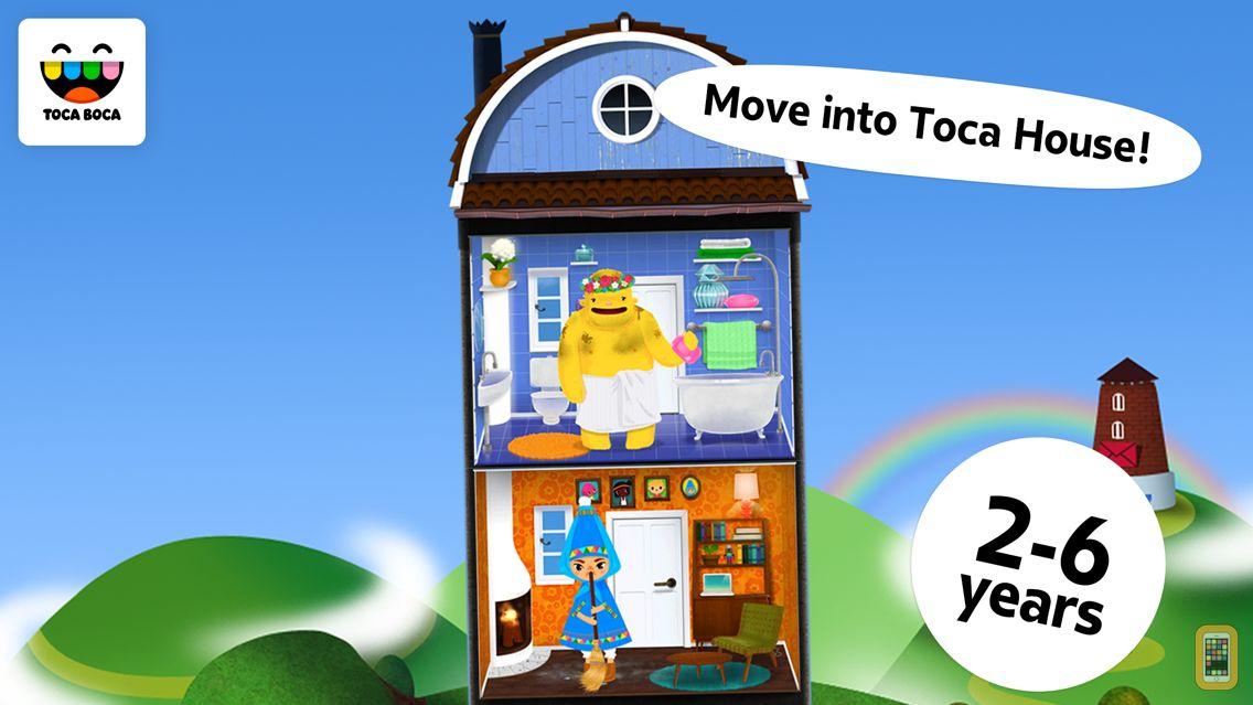 Screenshot - Toca House