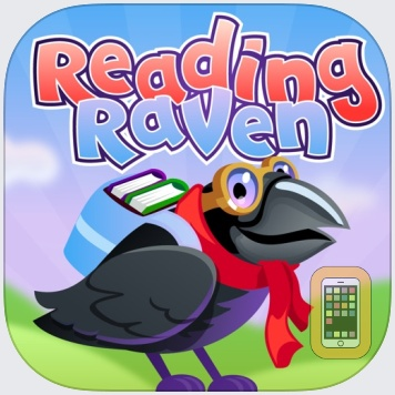 Reading Raven HD by Early Ascent, LLC (iPad)