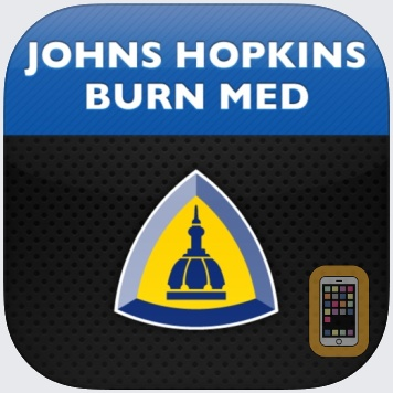 BurnMed Pro by Johns Hopkins Mobile medicine (Universal)