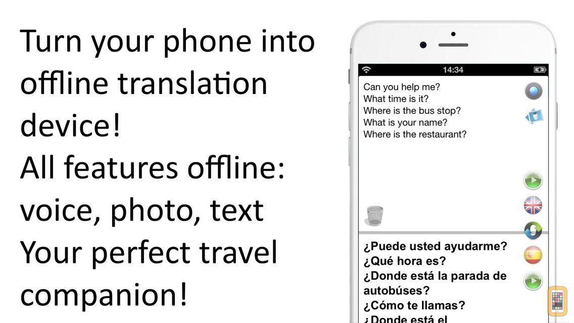 Screenshot - Offline Translator Pro 8 lang