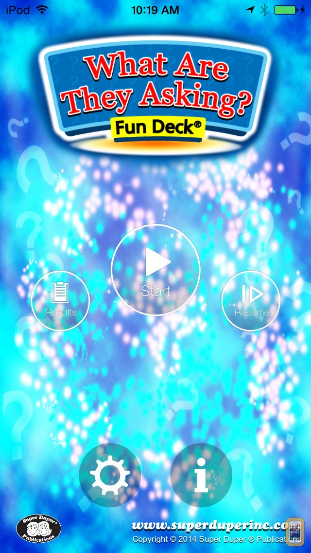 Screenshot - What Are They Asking? Fun Deck