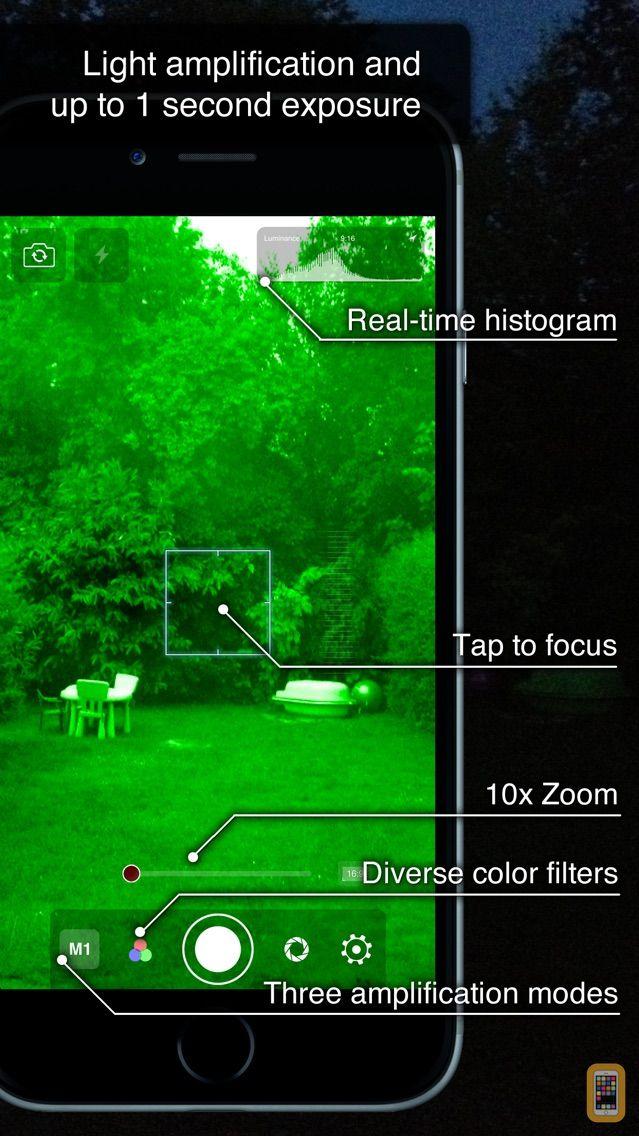 Screenshot - Night Eyes - Low Light Camera