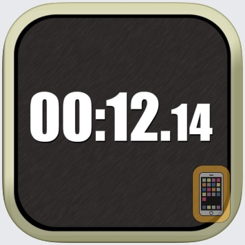 Stopwatch‰ by Tim O's Studios, LLC (Universal)