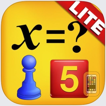 The Fun Way to Learn Algebra - FREE - Hands-On Equations 1 Lite by Hands On Equations (Universal)