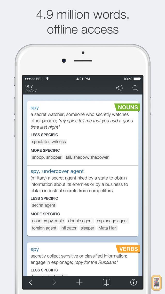 Screenshot - Advanced English Dictionary+
