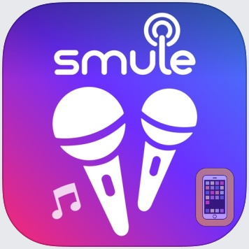 Smule - The #1 Singing App by Smule (Universal)