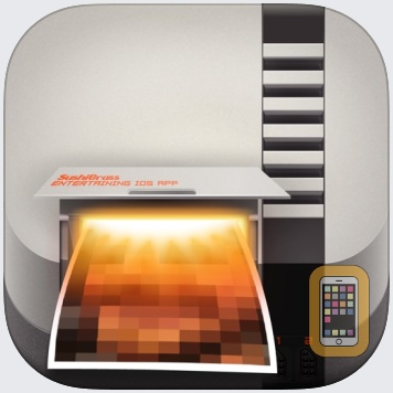 PowerUp - Retro 8-bit Video Game Camera by sushiGrass (iPhone)