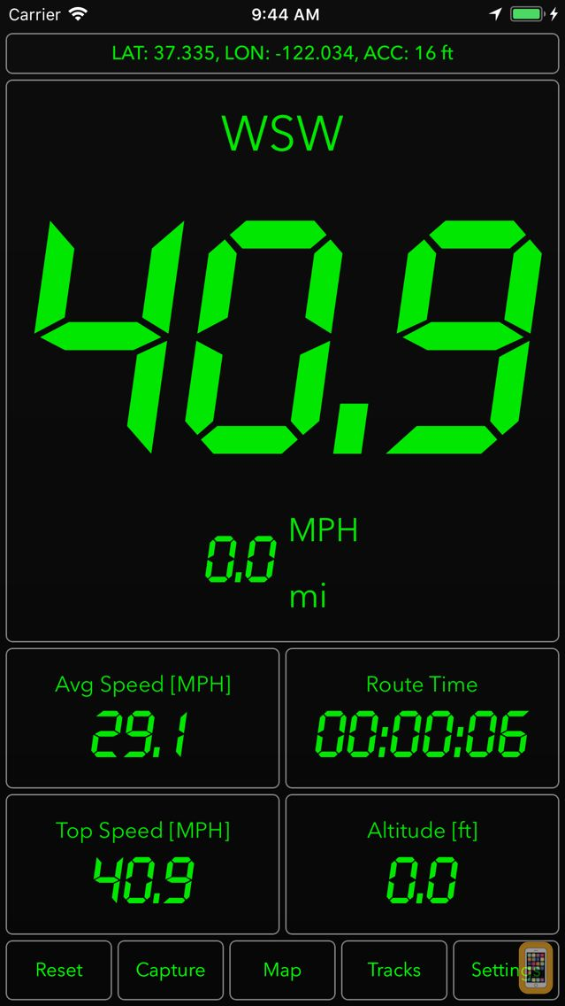 Screenshot - Speed PRO+