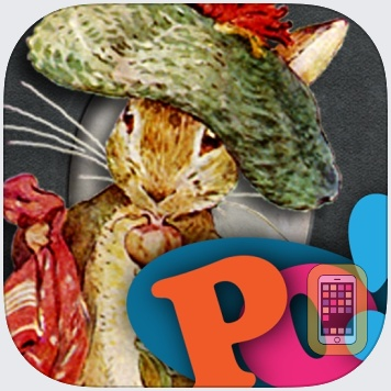 PopOut! The Tale of Benjamin Bunny - Potter by Loud Crow Interactive Inc. (Universal)