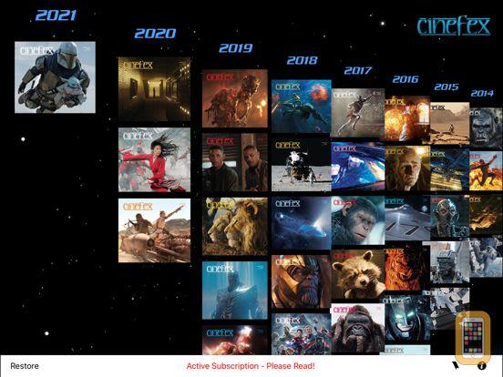 Screenshot - Cinefex