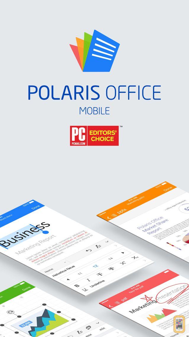 Screenshot - Polaris Office 2019 -Docs, PDF