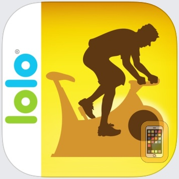 BeatBurn Indoor Cycling Trainer - Low Impact Cross Training for Runners and Weight Loss by lolo (iPhone)