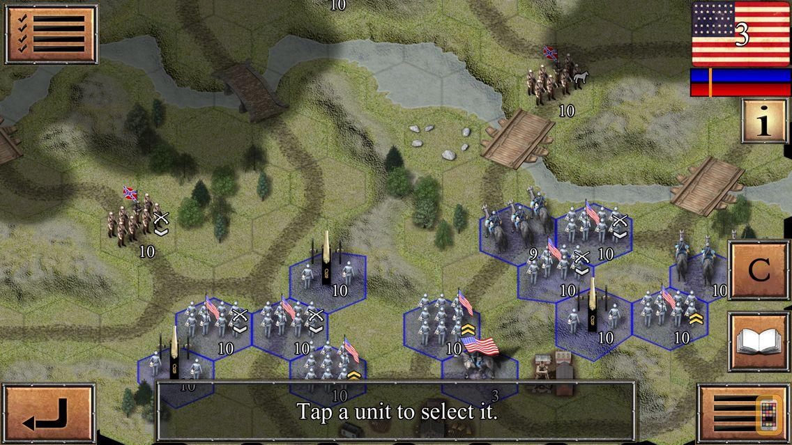 Screenshot - Civil War: 1863