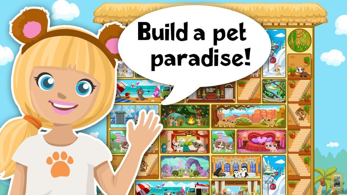 Screenshot - Pet Hotel Story™