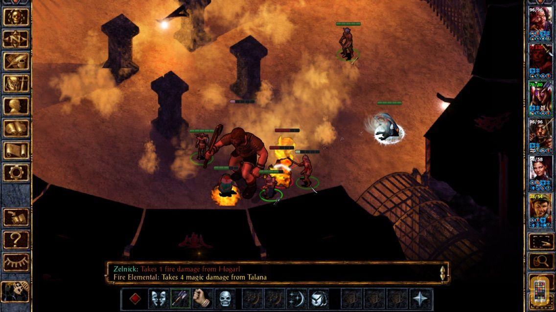 Screenshot - Baldur's Gate