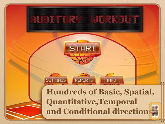 Screenshot - Auditory Workout