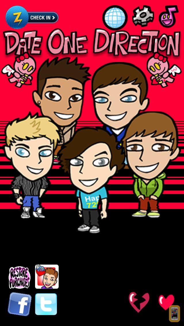Screenshot - Date One Direction
