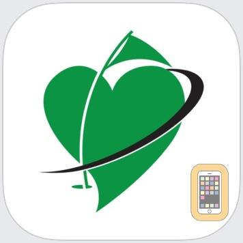Cardiogolf by Karen Palacios-Jansen (iPhone)