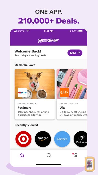 Screenshot - RetailMeNot: Coupons & Savings