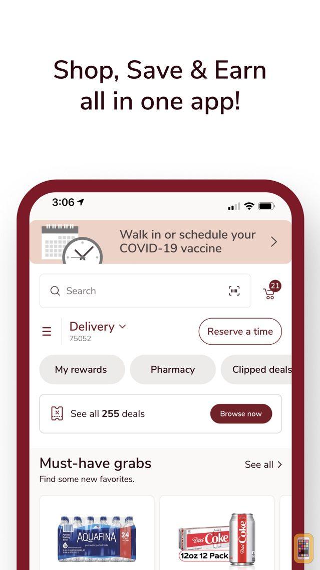 Screenshot - Safeway