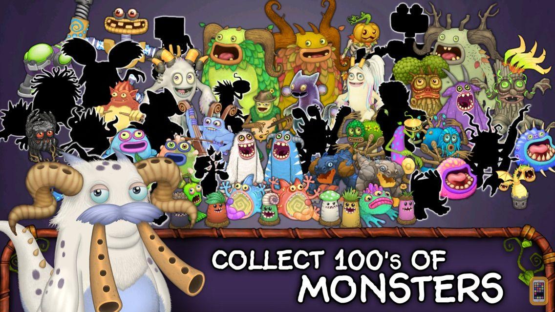 Screenshot - My Singing Monsters