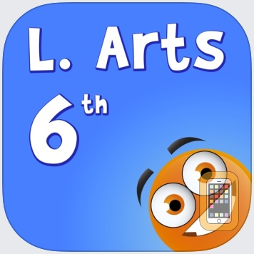 iTooch 6th Grade | Language Arts by eduPad Inc. (Universal)