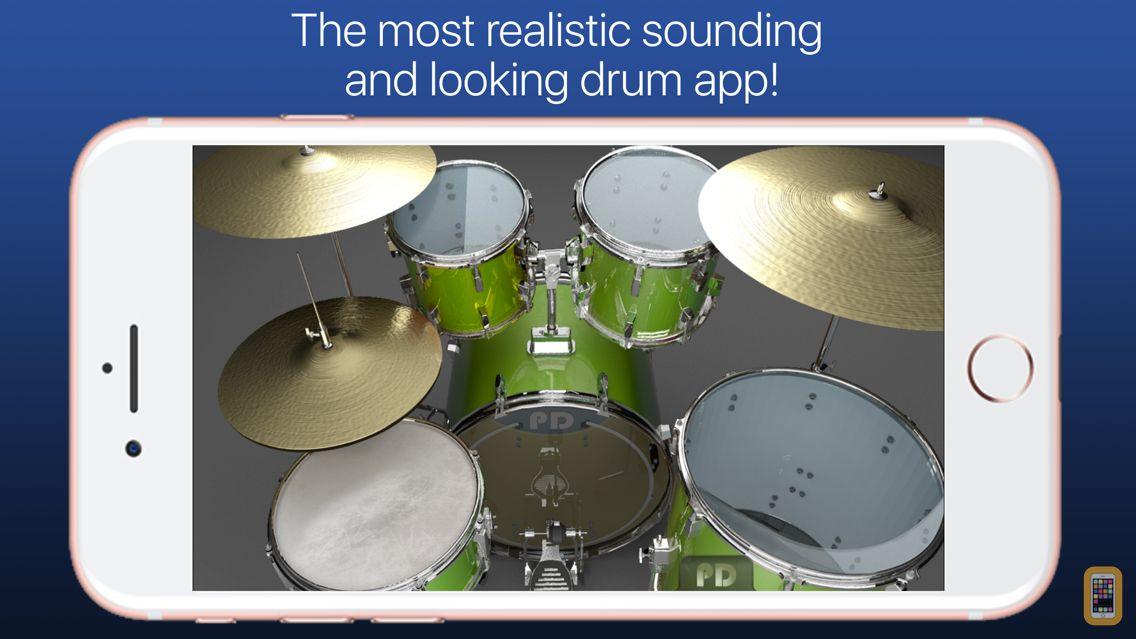 Screenshot - Pocket Drums