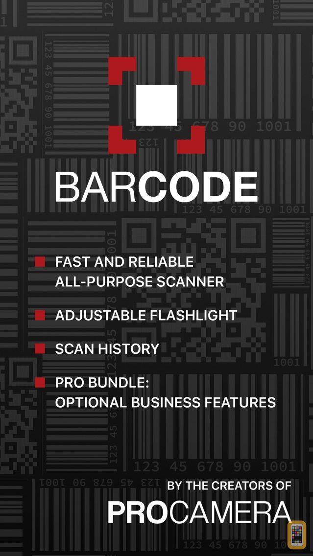 Screenshot - Barcode