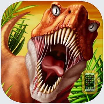 DINO ZOO - Jurassic Dinosaur Fighting Breeding Park Builder by Zia U (Universal)