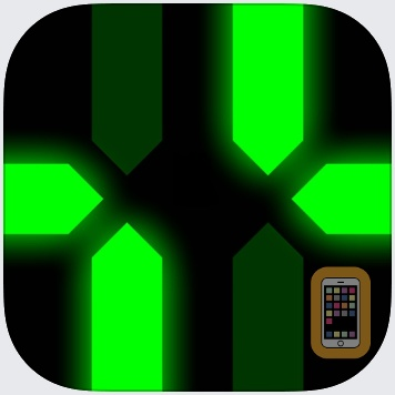 SpeedGlow Speedometer - Gesture Controlled Speedo by Chewy Applications (iPhone)