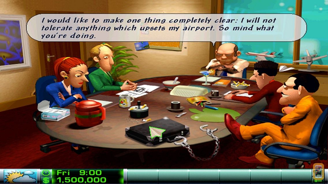 Screenshot - Airline Tycoon Deluxe