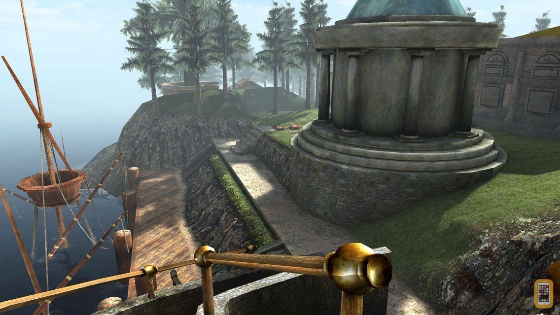 Screenshot - realMyst