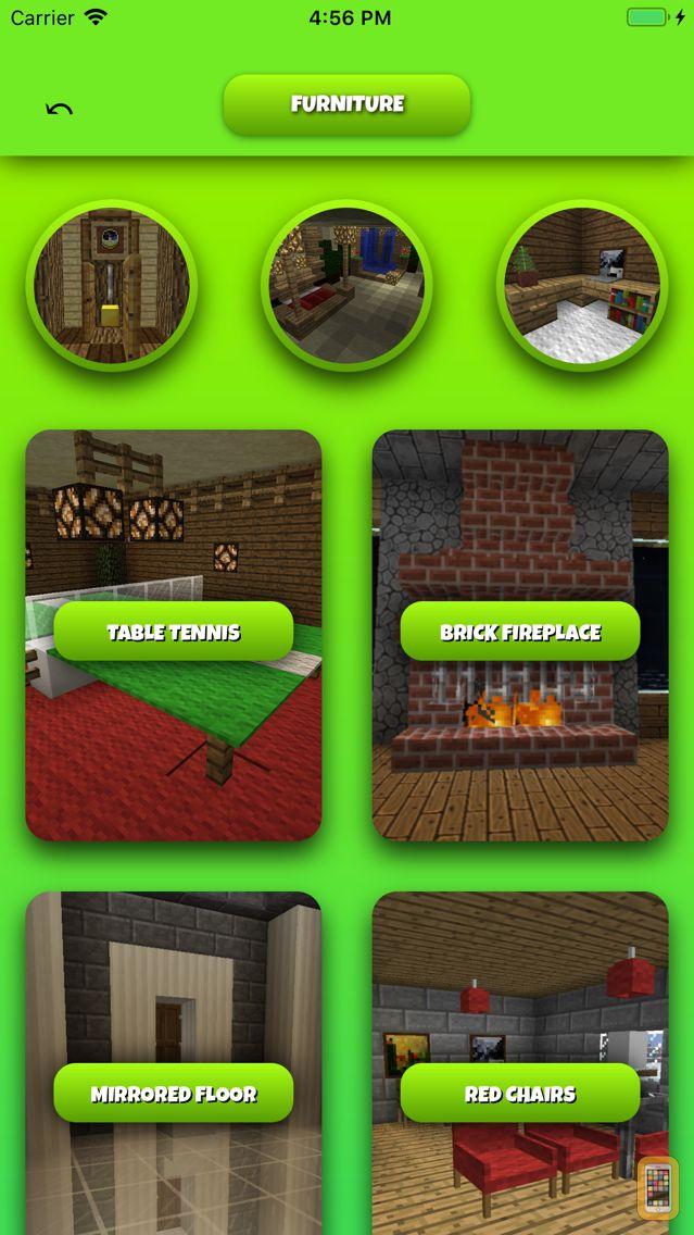Screenshot - Furniture for Minecraft